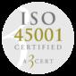 A3CERT_ISO-45001_708